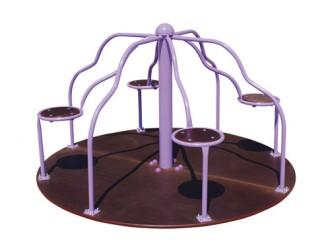 Manège grande roue 8 places/4 sièges - Devis sur Techni-Contact.com - 1