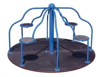 Manège grande roue 8 places/4 sièges - Devis sur Techni-Contact.com - 2