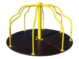 Manège grande roue 8 places - Devis sur Techni-Contact.com - 1