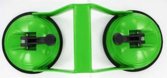 Manipulateur à ventouse avec levier 80 Kg - Devis sur Techni-Contact.com - 1