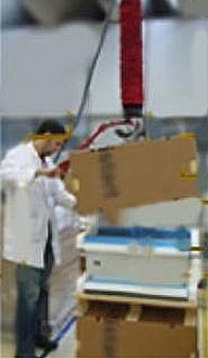 Manipulateur à ventouse pour cartons - Devis sur Techni-Contact.com - 2