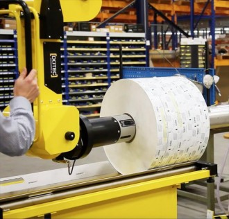 Manipulateur aérien de bobine - Devis sur Techni-Contact.com - 2