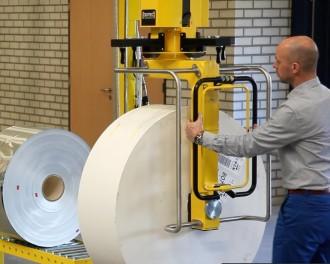 Manipulateur aérien de bobine - Devis sur Techni-Contact.com - 4