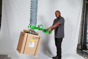 Manipulateur de charges en basse et en hauteur 150 kg - Devis sur Techni-Contact.com - 1