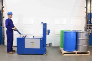 Manipulateur de fût plastique acier carton - Devis sur Techni-Contact.com - 2