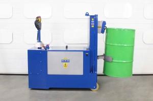 Manipulateur de fût plastique acier carton - Devis sur Techni-Contact.com - 8