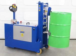 Manipulateur de fût plastique acier carton - Devis sur Techni-Contact.com - 9