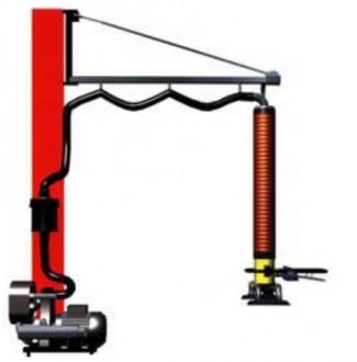 Manipulateur de levage avec pompe à vide - Devis sur Techni-Contact.com - 1