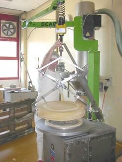 Manipulateur de meules de fromage - Devis sur Techni-Contact.com - 1