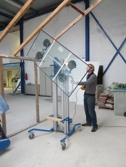 Manipulateur de panneaux et vitres - Devis sur Techni-Contact.com - 1