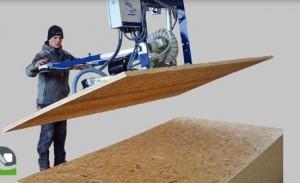 Manipulateur de panneaux poreux 900 kg - Devis sur Techni-Contact.com - 1
