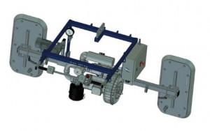 Manipulateur de panneaux poreux 900 kg - Devis sur Techni-Contact.com - 2