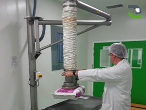 Manipulateur de sacs à charges 50kg - Devis sur Techni-Contact.com - 1