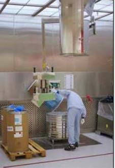 Manipulateur inox pour industrie pharmaceutique - Devis sur Techni-Contact.com - 1