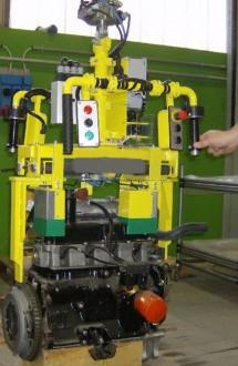 Manipulateur moteur endothermique - Devis sur Techni-Contact.com - 1