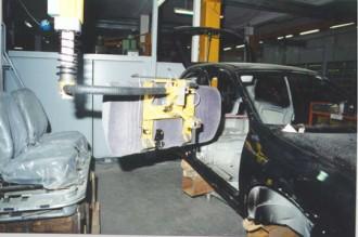Manipulateur siège et armature siège pour automobile - Devis sur Techni-Contact.com - 1