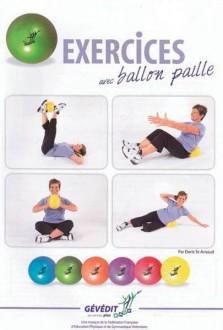 Manuel exercices avec ballon paille - Devis sur Techni-Contact.com - 1