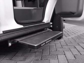 Marchepied électrique voiture - Devis sur Techni-Contact.com - 1