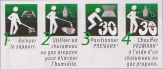 Marquage au sol thermoplastique pour routes - Devis sur Techni-Contact.com - 3
