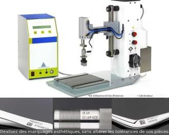 Machine de marquage électrochimique - Devis sur Techni-Contact.com - 1