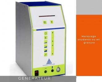 Machine de marquage électrochimique - Devis sur Techni-Contact.com - 2