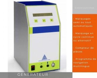 Machine de marquage électrochimique - Devis sur Techni-Contact.com - 3