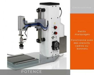 Machine de marquage électrochimique - Devis sur Techni-Contact.com - 4