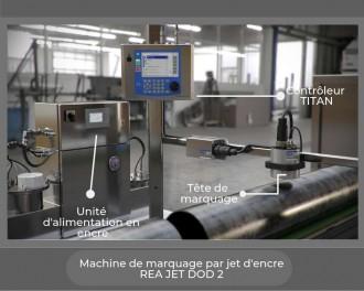 Machine de marquage jet d'encre - Devis sur Techni-Contact.com - 1