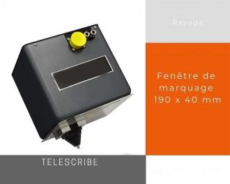 Machine de marquage par rayage - Devis sur Techni-Contact.com - 1