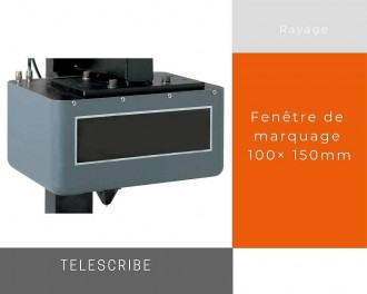 Machine de marquage par rayage - Devis sur Techni-Contact.com - 2