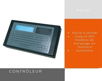 Machine de marquage par rayage - Devis sur Techni-Contact.com - 5