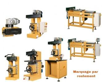 Machine de marquage par roulement - Devis sur Techni-Contact.com - 1