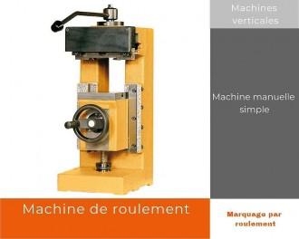 Machine de marquage par roulement - Devis sur Techni-Contact.com - 2