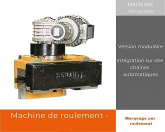 Machine de marquage par roulement - Devis sur Techni-Contact.com - 3