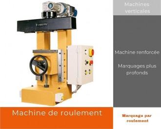 Machine de marquage par roulement - Devis sur Techni-Contact.com - 4