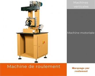 Machine de marquage par roulement - Devis sur Techni-Contact.com - 6