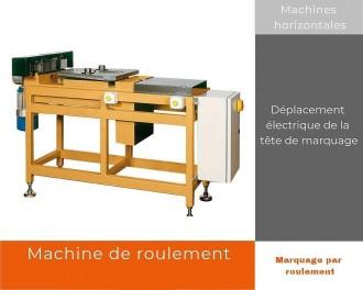 Machine de marquage par roulement - Devis sur Techni-Contact.com - 7