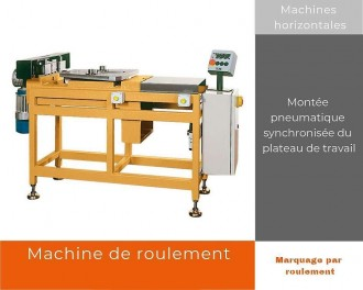 Machine de marquage par roulement - Devis sur Techni-Contact.com - 8