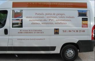 Marquage publicitaire véhicule - Devis sur Techni-Contact.com - 2