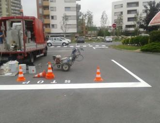 Marquage routier temporaire - Devis sur Techni-Contact.com - 2