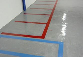 Marquage sol industriel en résine - Devis sur Techni-Contact.com - 4