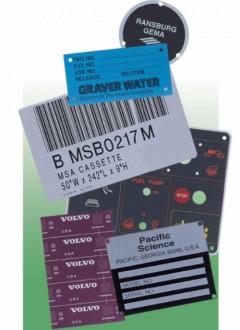 Marquage sur plaques aluminium métalphoto - Devis sur Techni-Contact.com - 1