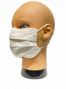 Masque de protection  - 3 Plis - NF EN 14683 - Devis sur Techni-Contact.com - 4