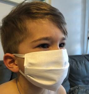 Masque de protection lavable pour enfant - Devis sur Techni-Contact.com - 2
