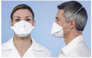 Masque de protection filtrant fabriqué en France - Devis sur Techni-Contact.com - 1
