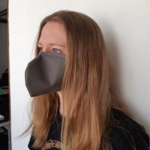 Masque de protection lavable - Devis sur Techni-Contact.com - 4