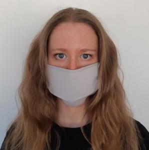 Masque de protection lavable à lacets - Devis sur Techni-Contact.com - 2