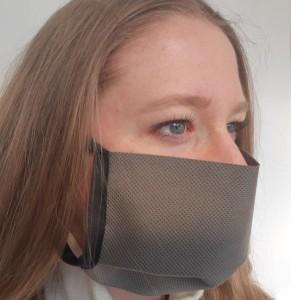 Masque de protection lavable à lacets - Devis sur Techni-Contact.com - 3
