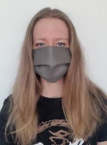 Masque de protection lavable à lacets - Devis sur Techni-Contact.com - 4