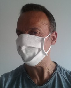 Masque de protection lavable 60° en 8 jours chez vous - Devis sur Techni-Contact.com - 2